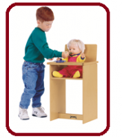 Dolls and Doll Furniture