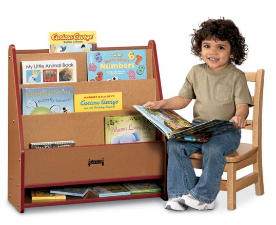 Sproutz Toddler Pick-a-Book Stand - 1-Sided