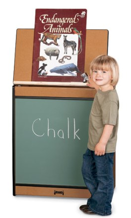 SPROUTZ® Big Book Easels - Chalkboard