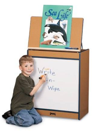 SPROUTZ� Big Book Easels - Write 'N' Wipe