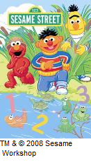 Sesame Street Let�s Count