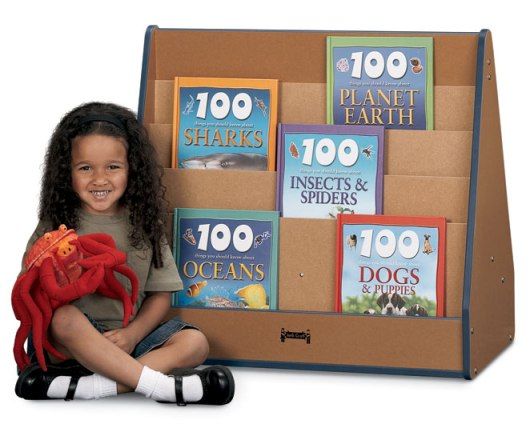 Sproutz Pick-A-Book Stand- 1-Sided