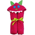 Pinkie Horns Two-Eyed Cyclops Towel