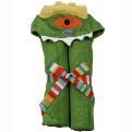 Greenie Cyclops Hooded Towel