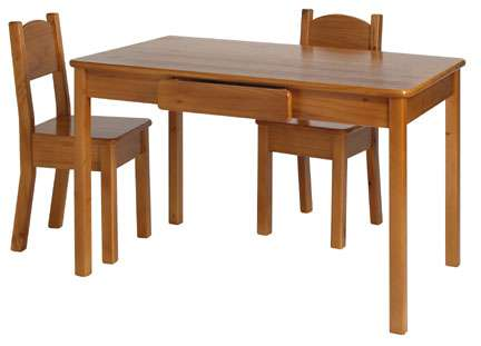 Arts and Crafts Table and Chair Sets