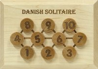 Danish Solitaire