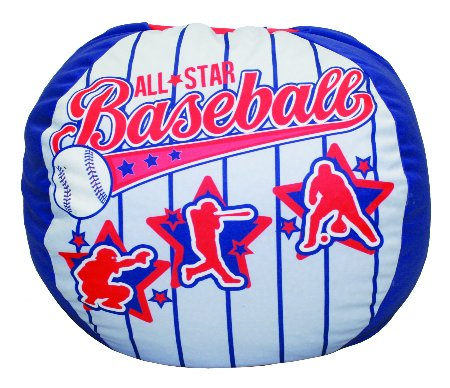 Baseball All Star Bean Bag