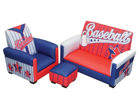 Baseball All Star Toddler 3 pc Set