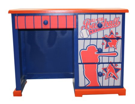 Baseball All Star Kids Desk
