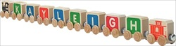 8 TIMBERTOOT LETTERS, ENG, CAB