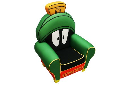 Marvin the Martian icon Chair