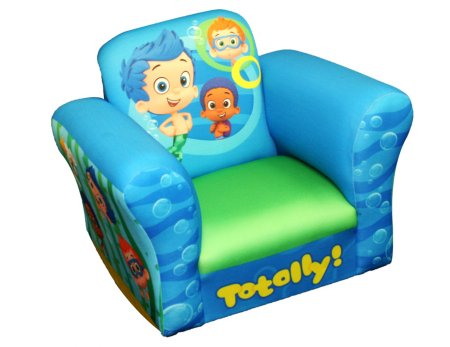 Bubble Guppies Totally Guppies Small Standard Rocker