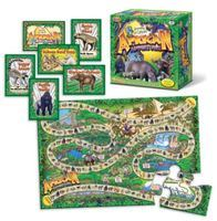 African Adventure Playzzle Board Game