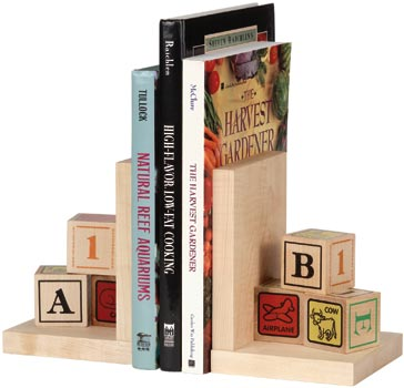 Bookends, Alphablock