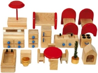 Dollhouse Furniture Set