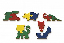 Animal Shape Puzzle