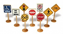 Auto Play Traffic Signs