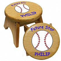 Baseball Step Stool