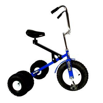 Dirt King Big Kids Blue Dually Tricycle