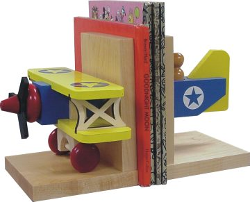 Bookends, Biplane