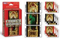 Church Windows Card Game
