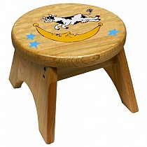 Cow Jumped Over The Moon Stool
