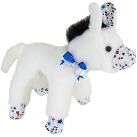 Stuffed Donkey USA