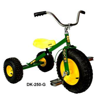 Dirt King Childrens Green Tricycle
