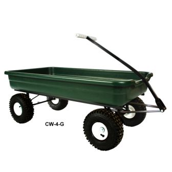Dirt King Cruiser Wagon Green