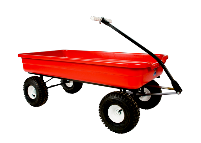Dirt King Cruiser Wagon Red