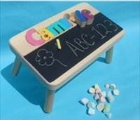 Doodle Stool 1-8 letters