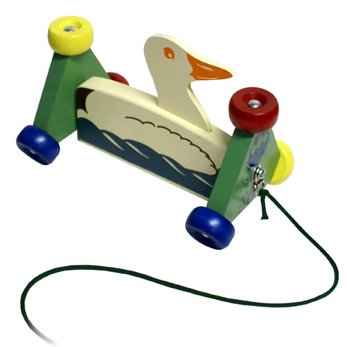 Ducking Duck- Classic Toy - Made in the USA