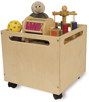 Mobile Toy Box