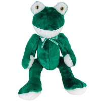 Stuffed Frog Froggie