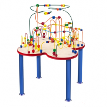 Fleur Rollercoaster Table
