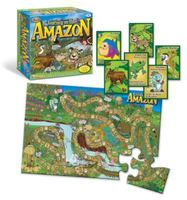 Journey on the Amazon Playzzle