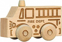 Natural Scoot, Fire Truck