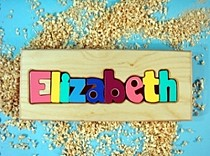 Personalized Name Board With 10-12 Letters