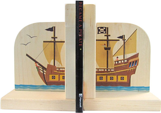 Bookends, Pirate Ship