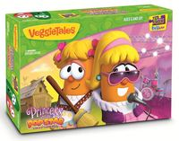 Veggie Tales - Princess & the Popstar