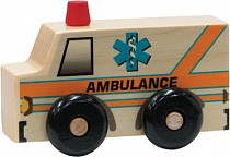 Scoot, Ambulance