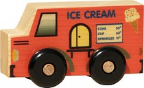Scoot, Ice Cream Truck