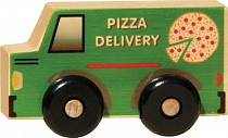 Scoot, Pizza Delivery Truck