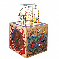 Sea Life Play Cube