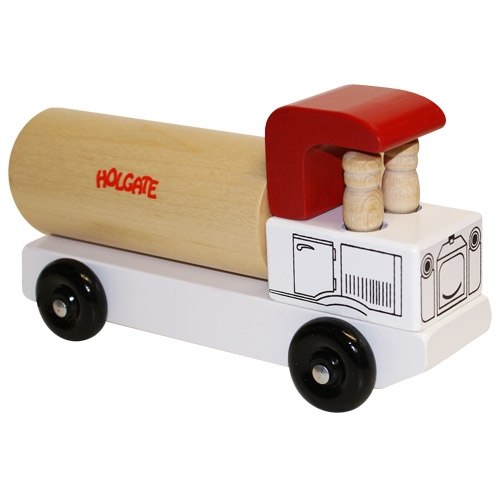 Wood Tanker Truck - Made in the USA