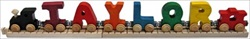 6 LETTER NAME, ENG, CAB w/TRACK