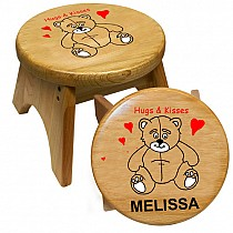 Teddy Bear Stool