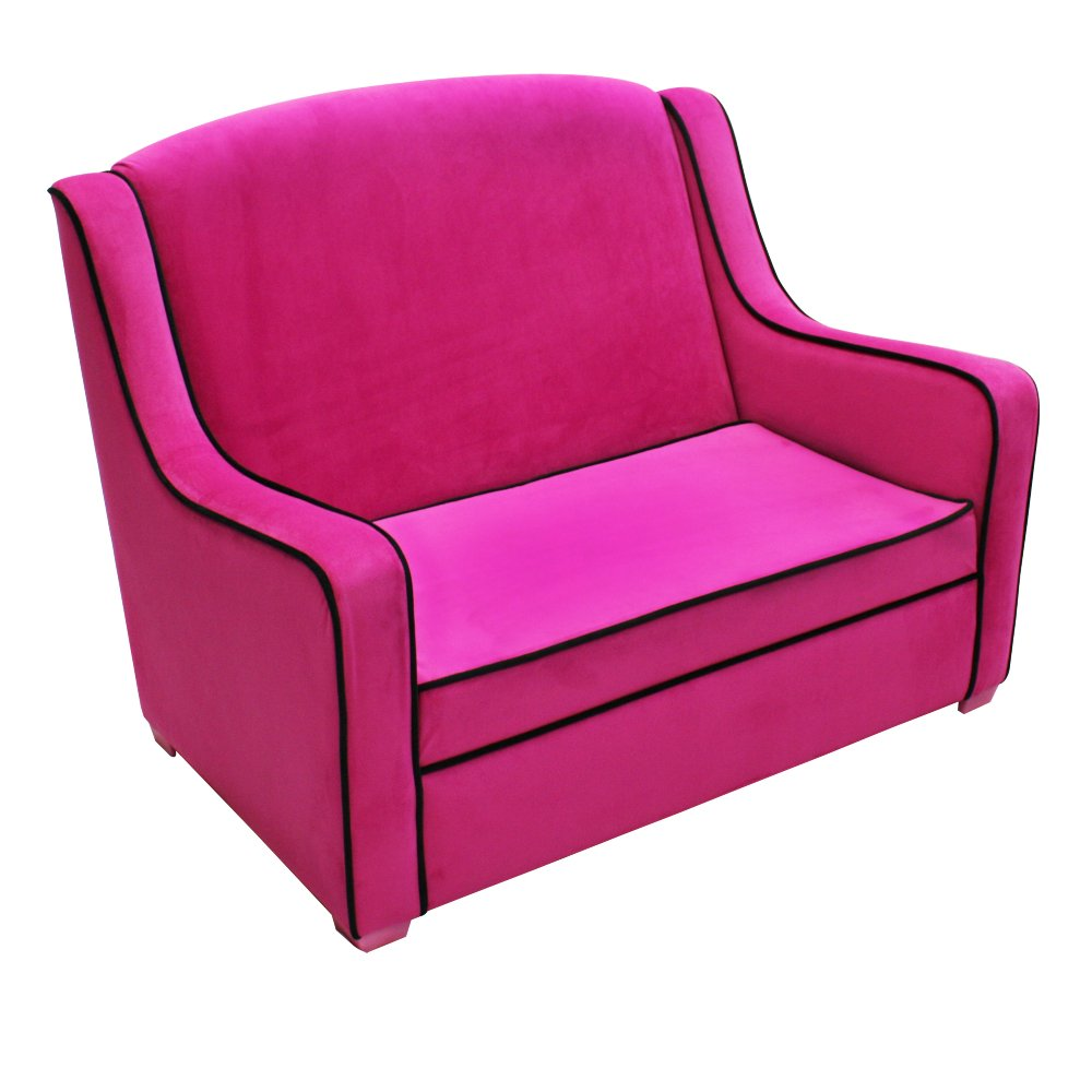 Tween Grand Chair Aqua/Choco
