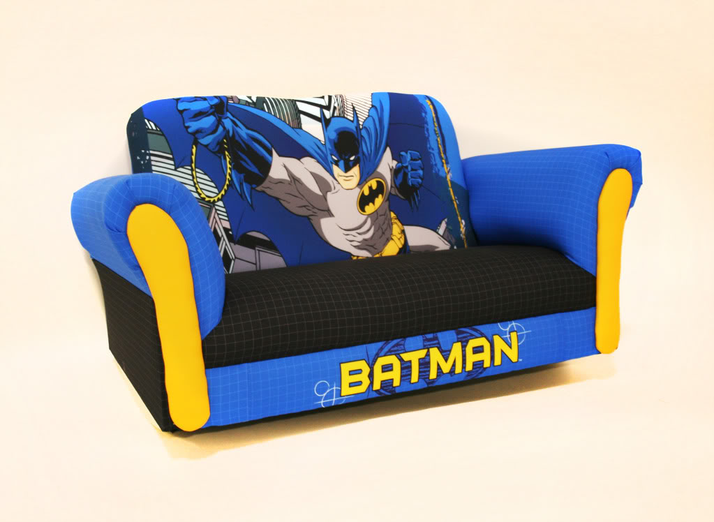 Batman Rocking Sofa