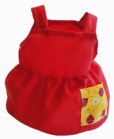 Lady Bug Sundress